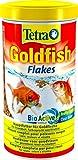 TETRA Goldfish - Aliment Complet en flocons pour Poisson Rouge -...