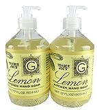 Trader Joe's Lemon Hand Soap - 2 Pack