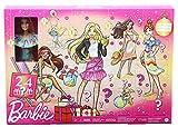 Calendario Avvento Barbie  2021