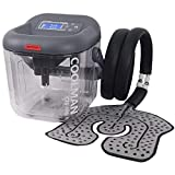 COOLMAN Cold Therapy System Cryotherapy Machine Portable Continuous Ice Pack Flexible Universal Pad for Knee, Shoulder, Ankle, Cervical, Back, Leg and Hip