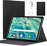 5G WIFI Tablet PC Offerte Android 10.0 Octa-Core 1.5Ghz, DUODUOGO S1 Tablet 10.1 Pollici con WIFI Offerte 6GB RAM 128GB ROM/Fino a 128GB Google GMS Netfilx Camera Bluetooth 4.3 Type-C 7000mAh (Nero)
