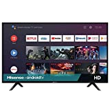 Hisense 32H5500F 32-Inch Android Smart TV (2020)