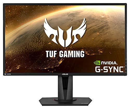 "ASUS TUF Gaming VG27A - Ecran PC Gamer eSport 27"" WQHD - Dalle IPS - 16:9 - 165Hz - 1ms - 2560x1440 - Display Port & 2x HDMI - Haut-parleurs - Nvidia G-Sync - AMD FreeSync - ELMB - HDR 10"