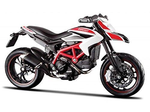 Maisto 1/12 Ducati Hypermotard SP 2013