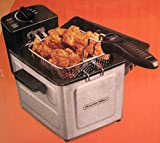 Deep Fryer by Proctor-Silex Professional Style, 1.5 Quart Capacity