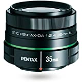 smc PENTAX-DA 35mmF2.4AL 自然な遠近感で撮影できる標準レンズ, デジタル画像の特性に最適化した専用設計, 小型軽量で持ち運びに便利, ポートレートやスナップ 動物 花の撮影に適した常用レンズ, ペンタックス一眼レフKシリーズはボディ内手ぶれ補正搭載 21987