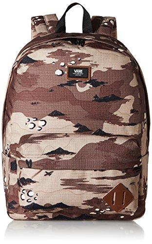 Vans Old Skool Ii Backpack Mochila tipo casual, 39 cm, 22 liters, Multicolor (STORM CAMO)