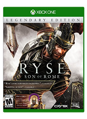 Ryse: Son of Rome Legendary Edition (Xbox One) [Importación Inglesa]