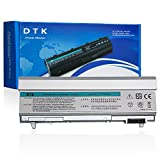 DTK 11.1V 6600mAh 9-Cell Replacement Laptop Battery for Dell Latitude E6400 E6410 E6500 E6510 Precision M2400 M4400 M4500 Notebook