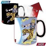 ABYstyle - DRAGON BALL - Mug Heat Change - 460 ml -Goku VS Buu