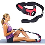 DMoose Fitness Foot and Leg Stretcher for Plantar Fasciitis, Improve Strength, Balance Stretches and...