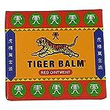 Baume du Tigre - Crème de massage à base d'huiles essentielles - Rouge -...