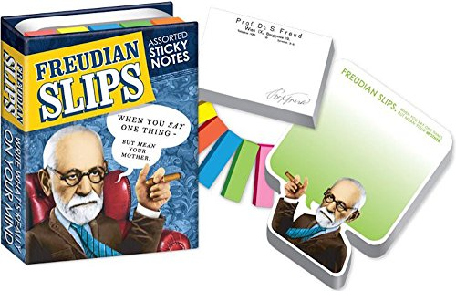 Freudian Slips Sticky Notes Booklet
