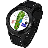 Golf Buddy Aim W11 Golf GPS Watch, Premium Full Color Touchscreen, Preloaded with 40,000 Worldwide Courses, Easy-to-use Golf Watches