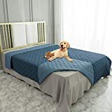 Ameritex Waterproof Dog Bed Cover Pet Blanket for Furniture Bed Couch Sofa Reversible (68x82 Inches,...