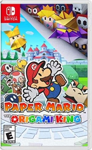 Paper Mario: The Origami King – Nintendo Switch
