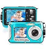 Appareil Photo Etanche sous Marin Caméscope 2.7K 1080P FHD 48 MP Améra Vidéo Numérique Camescope...