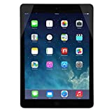 Apple iPad Air Retina Display Tablet 128GB, Wi-Fi, Space Gray (Renewed)