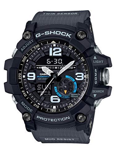 G-Shock by Casio Men's GG1000-1A8CR Watch Black