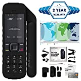 2019 Unlocked IsatPhone 2.1 Satellite Phone - Voice, SMS, GPS Tracking, SOS Global Coverage - Water Resistant - Sim Card Not Included (No Airtime) - Prepaid and Monthly Plans Available…