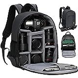TARION TBS Sac à dos pour appareil photo Petit sac à dos pour appareil photo SLR Sac à dos pour...