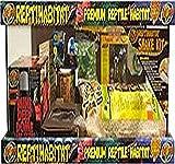 Zoomed Reptihabitat Kit Serpent pour Reptile/Amphibien 76 x 30 x...