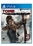 Tomb Raider: Definitive Edition (Art Book Packaging) - PlayStation 4 (Video Game)