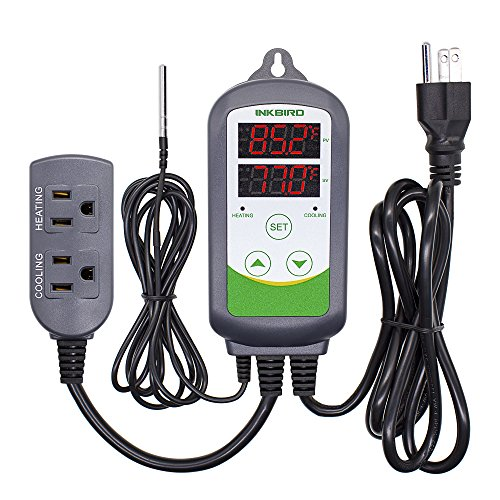 Inkbird ITC-308 Digital Temperature Controller Thermostat