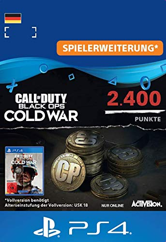 Call of Duty: Black Ops Cold War | 2.400 Punkte | deutsches Konto 2.400 Punkte | PS4/PS5 Download Code