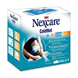 Nexcare Coldhot Comfort - Bolsa de gel reutilizable, 260 mm x 110 mm