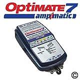 Optimate TM254 7 9-Step 10A Véritable Chargeur et Mainteneur, 12v, Bleu