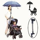 Bébé Poussette Stand Parapluie Réglable Umbrella Stand de Support...