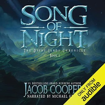 Song of Night Audiobook By Jacob Cooper cover art