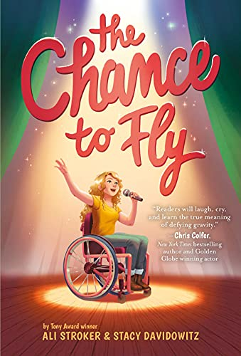 The Chance to Fly by [Ali Stroker, Stacy Davidowitz]