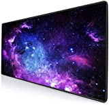 AILRINNI Tapis de Souris Gaming - Mouse pad XXL Grand 800x400mm avec Base...
