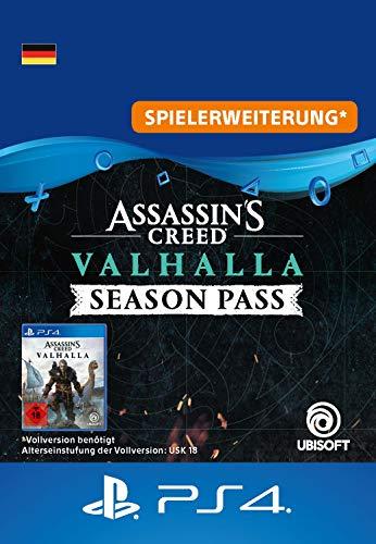 Assassin's Creed Valhalla - Season Pass | PS4 Download Code - deutsches Konto