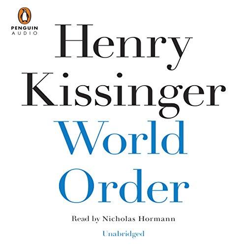 World Order audiobook cover art