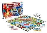 Winning Moves - Juego de Mesa Monopoly, Tema Pokemon, 2 a 4 Jugadores (945)