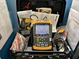 Fluke 199C/S 199 C/S 200MHZ Portable Oscilloscope Scopemeter MultiMeter Meter Tester Test Equipment