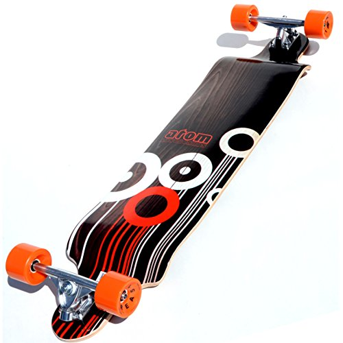 Atom Drop Deck Longboard (41-Inch)