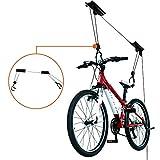 Wallmaster Bike Ceiling Mount Lift Hoist Hanger Storage Rack for Garage Indoor