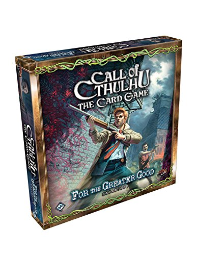 Fantasy Flight Games for The Greater Good Call of Cthulhu Kartenspiel