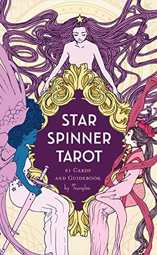 Star Spinner Tarot: (Inclusive, Diverse, LGBTQ Deck of Tarot...