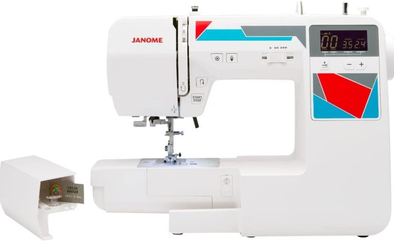 Janome mod 100 review & Buying Guide