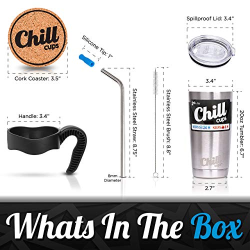 Chill Cups 20 OZ Coffee Mug