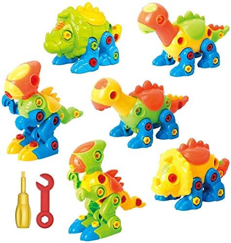 STEM Take Apart Dinosaur Toys