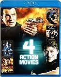 4-Film Action Pack V.4 [Blu-ray]