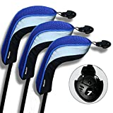 Andux 3pcs/Set Golf Hybrid...