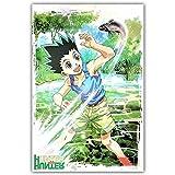 DIY Pintar por números Personajes de anime pintando imágenes pintura por números Con pincel y pintura acrílica, pintura para adultos por números, kits de decoración de la habi40x60cm(Sin marco)