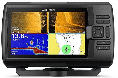 Garmin 0100187401Striker Plus 7SVcon gt52hw-GEBER Chirp TM Fishfinder